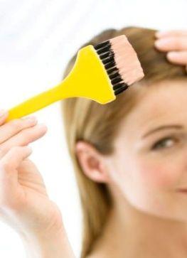 Allergy to hair dye
