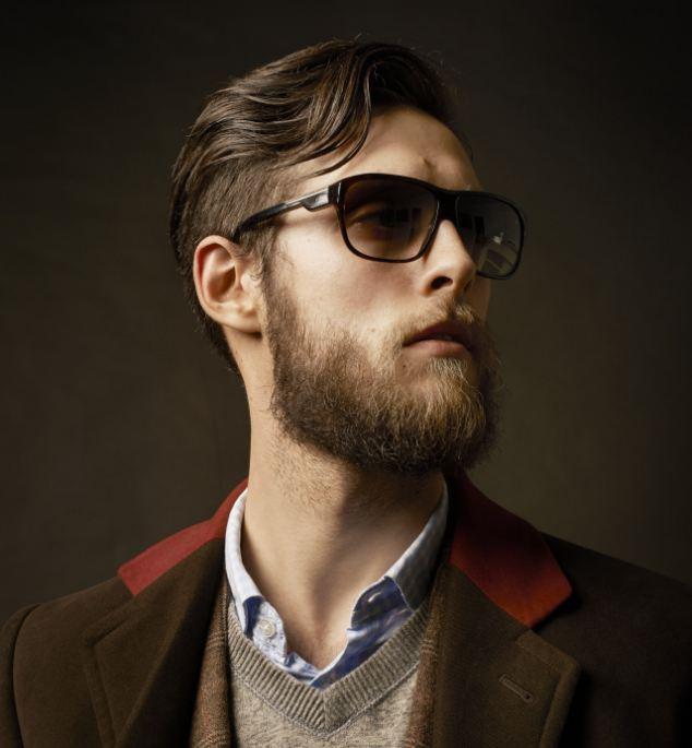 Как сделать рост бороды 18