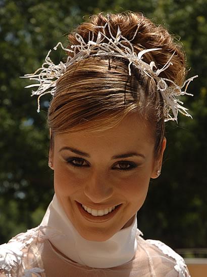 Свадебных причёсок для длинных волос