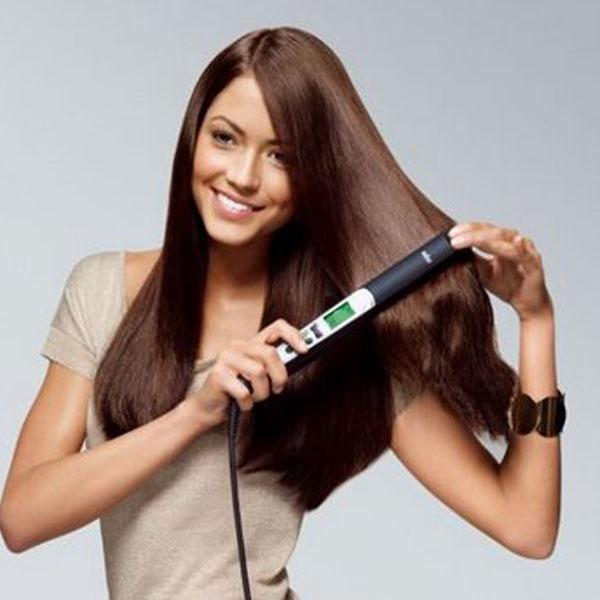 Выпрямители для волос из рекламы