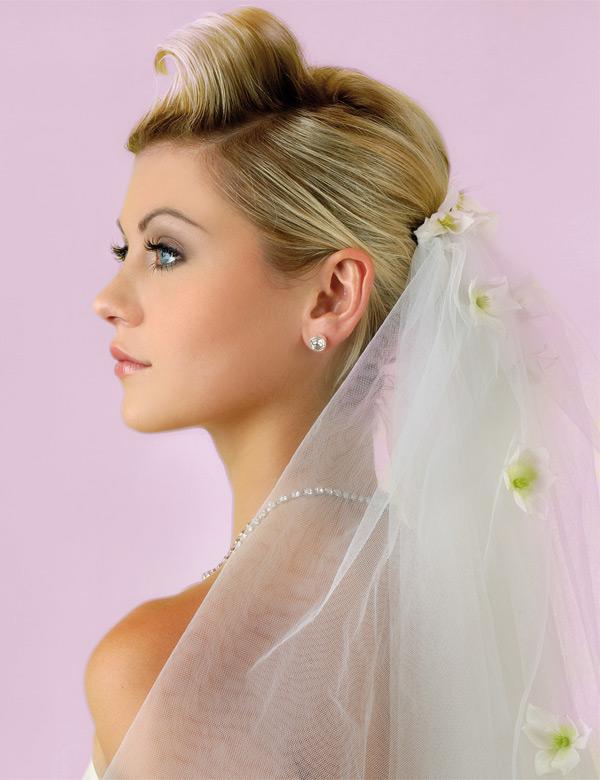 Какую причёску можно сделать невесте