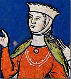 Средневековые прически
